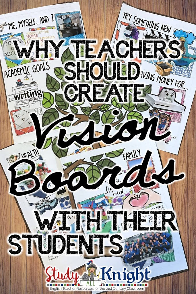 Why Teachers Should Create Vision Boards With Their Students