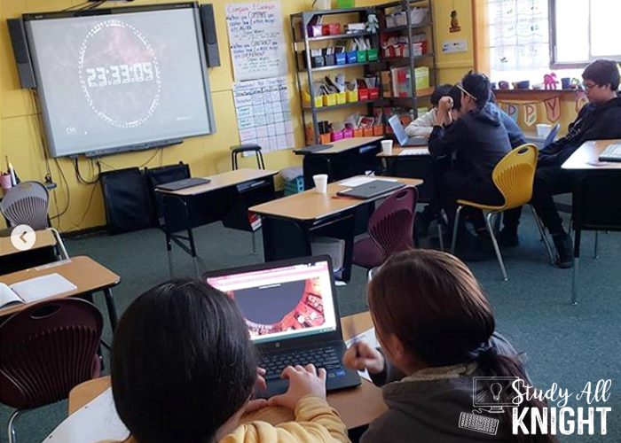 How to Set Up Your Classroom for a Digital Escape Room